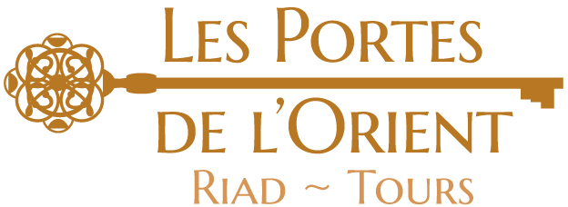 RIAD Les Portes de l'Orient Tours Logo